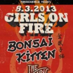 Girls On fire - 08.03.2013 - Chemnitz, B-Plan
