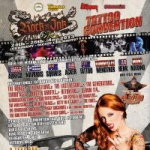 Rock'n'Ink 2013 Tattoo Festival - 25.05.2013 bis 26.05.2013 - Chemnitz, Messe