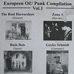 V/A - Europeen Oi!/Punk Compilation - Vol. 1